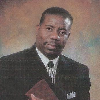 Bishop John W. Hill